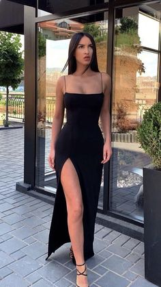 Grad Dresses, Homecoming Dresses, Dress Outfits, Evening Dresses, Cute Outfits, Chic Dress, Classy Dress, Teen Fashion Outfits, Fashion Dresses