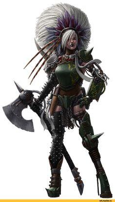 Escher,Warhammer 40000,warhammer40000, warhammer40k, warhammer 40k, ваха, сорокотысячник,фэндомы,Necromunda,Imperium,Империум