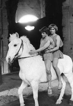"""Satyricon"", Fellini (1969)."