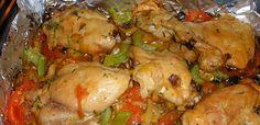 TOP 9 tepsis csirkehús jó szaftosan - Receptneked.hu - Kipróbált receptek képekkel