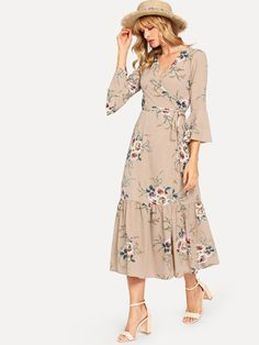Trendy Casual Bridal Shower Outfit For Guest Sleeve Modest Dresses, Nice Dresses, Casual Dresses, Modest Clothing, Bridal Outfits, Dress Outfits, Modest Fashion, Fashion Dresses, Shower Outfits