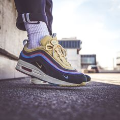 Nike x Sean Wotherspoon Air 97 1 - limited edition sneakers. Get swooshed! c3fcca25fd