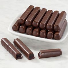 Dark Chocolate Sticks #christmasgoodies #darkchocolate