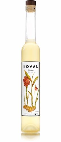 Koval Ginger Liquer 375ml (Case of 6)