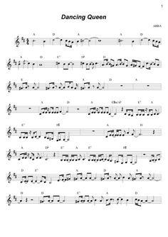 Adriano Dozol - Dicas, Partituras Grátis e Vídeos - Teclado | Piano: 2013 Saxophone Sheet Music, Piano Sheet Music, Violin Songs, Piano Classes, Lyrics And Chords, Sheet Music Notes, Music Lessons, Music Education, Classical Music