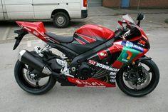Suzuki gsx-r1000 k7 yoshimura endurance rep