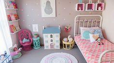 Lindo quarto de menina decorado2