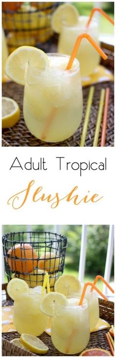 Adult Tropical Slush