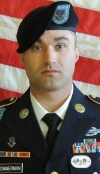 Army SSG. Sonny C. Zimmerman, 25, of Waynesfield, Ohio. Died July 16, 2013, serving during Operation Enduring Freedom. Assigned to 1st Battalion, 506th Infantry Regiment, 4th Brigade Combat Team, Fort Campbell, Kentucky. Died in Mushaka, Paktia Province, Afghanistan, of wounds suffered when his vehicle was attacked by a rocket propelled grenade.
