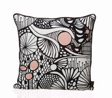 Fushion Cushion - black from Ferm Living