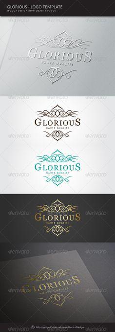 Glorious Logo - Crests Logo Templates