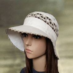 Hey, I found this really awesome Etsy listing at https://www.etsy.com/listing/289443285/suns-hats-women-cotton-summer-hats-linen