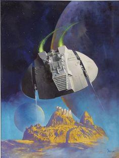 1984 #26 Cylon raider - Battlestar Galactica