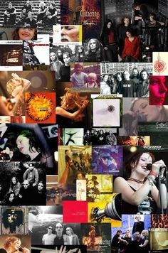 COLLAGE DE THE GATHERING. Aarhus, Your Voice, The Gathering, Albums, The Incredibles, Band, Movie Posters, So Done, Musica