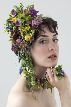 Floral Facinator