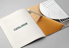 Catalogue design for furniture company Massproductions created by Britton Britton