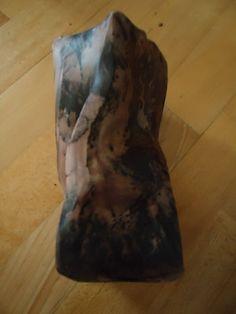 Vase, Tie Dye Skirt, Clay, Pottery, Ceramics, Home Decor, Art, Clays, Homemade Home Decor