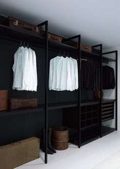 How I imagine my closet one day ~ Old Man Fancy.