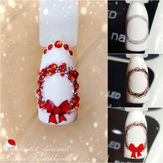 University Nails.  Nails and Manicure steps.     VK
