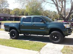 Spruce Mica Trd Off Road Toyota Tacoma Dcsb Toyotaworld