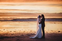 These two couldnt wait any longer, covid has put a damper on alot of wedding plans so they decided to elope. Beach Ceremony, Wedding Beach, Elope Wedding, Wedding Pics, When I Get Married, I Got Married, Pebble Beach, Big Sur, Brittany