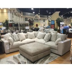 Ethan Contemporary Corner Sectional By Jonathan Louis At Pilgrim Furniture City