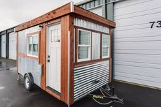 Walden | Tiny House Swoon