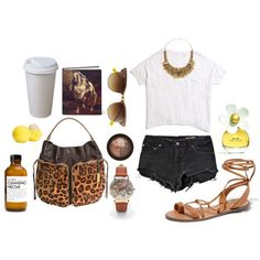 """""""She's a Little Runway"""" by deysarah on Polyvore"""