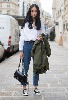 Haute couture parigina