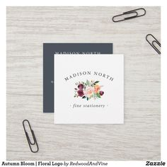 Check out all of the amazing designs that Redwood & Vine has created for your Zazzle products. Make one-of-a-kind gifts with these designs! Square Business Cards, Business Cards Layout, Black Business Card, Letterpress Business Cards, Free Business Card Templates, Cool Business Cards, Business Card Design, Hairstylist Business Cards, Referral Cards