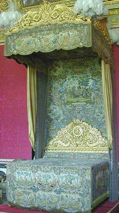 Louis XIV bed
