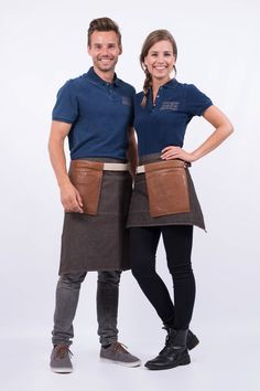Discover recipes, home ideas, style inspiration and other ideas to try. Cafe Uniform, Waiter Uniform, Hotel Uniform, Corporate Uniforms, Staff Uniforms, Work Uniforms, Kellner Uniform, Chef Dress, Waitress Outfit