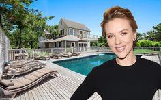 #ScarlettJohansson Drops $2.2M on a #Hamptons #BeachHouse