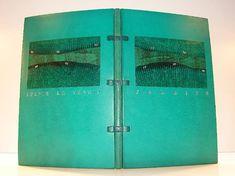 Falaise - binding Jean De Gonet in schaapsleder met inleg