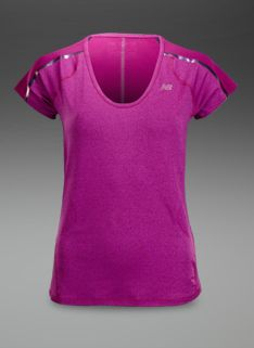 new balance running shirt women
