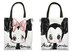 Mickey mouse bag by AYUMI