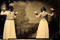 Fotografías antiguas de atletas femeninas del siglo 20 | Rincón Abstracto