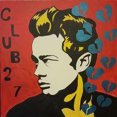 Club 27 James Dean