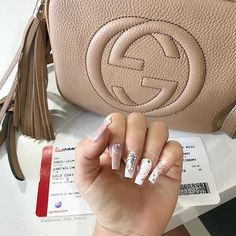 ✨ First Class! ✨ For our Glamour Chic Beauty babe @makeupby_jaz Products used; • Glam & Glits 'Heatwave' (used in the French ombré) • Kiara Sky Non-Wipe Top Coat • Swarovski crystal AB teardrop and round crystal clear 👉🏼 https://www.nailsbyannabel.co.uk/ 👈🏼 #glamourchicbeauty #glamourchic #glitternails #frenchombre #longnails #swarovskinails #blingnails #nailart #nailartclub #nailartoohlala #gcnails #goldcoastnails #nails #nailsoftheday #nailsofinstagram #nailswag #naildesign…