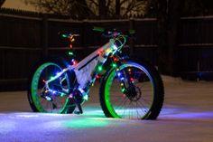 Fat Bike Christmas