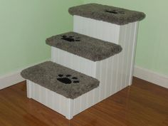 Dog Steps Cat Steps Designer Dog Stairs 18 By HamptonBayPetSteps