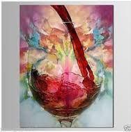Resultado de imagen para imagenes de pinturas al oleo abstractas