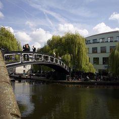 The bridge on #Camden lock 3/3