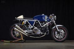 Ducati SS 'Riviera' by Walt Siegl Motorcycles