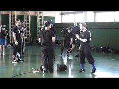 Dreynschlag - Dreynevent 2014 - Keith Farrell - Paulus Hector Mair Longsword - YouTube