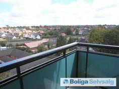 Odinsvej 14, 2. tv., 4700 Næstved - Bolig med flot udsigt og altan nær Næstved bymidte #næstved #ejerlejlighed #boligsalg #selvsalg