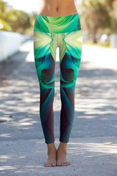 Om Shanti Arizona Green Power Pant
