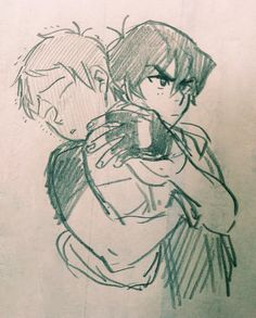 Keith: Oh, Lance. He looks cold! I must warm up ... - souma's logs