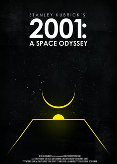 2001: A Space Odyssey | custom artwork by ~O-nay