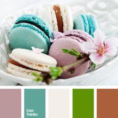 Color Palette  #88